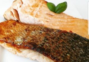 crispy skin salmon1